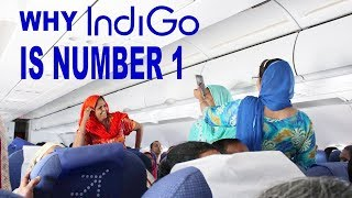 Top 10 Airlines - Best Airline in India? In-flight Menu Review | In-flight Commentary | Indigo Airlines