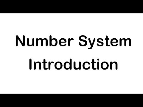CAT Number System - Introduction