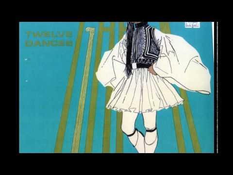Νίκος Σκαλκώτας.  Δώδεκα Ελληνική Χοροί. 1958 Η.Π.Α.(Twelve Greek Dances )