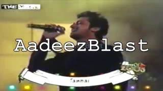 atif aslam bheegi yaadein performance in 2005