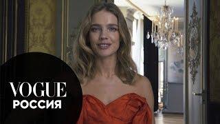 Наталья Водянова о сложностях материнства и дебютной съемке для Vogue Россия