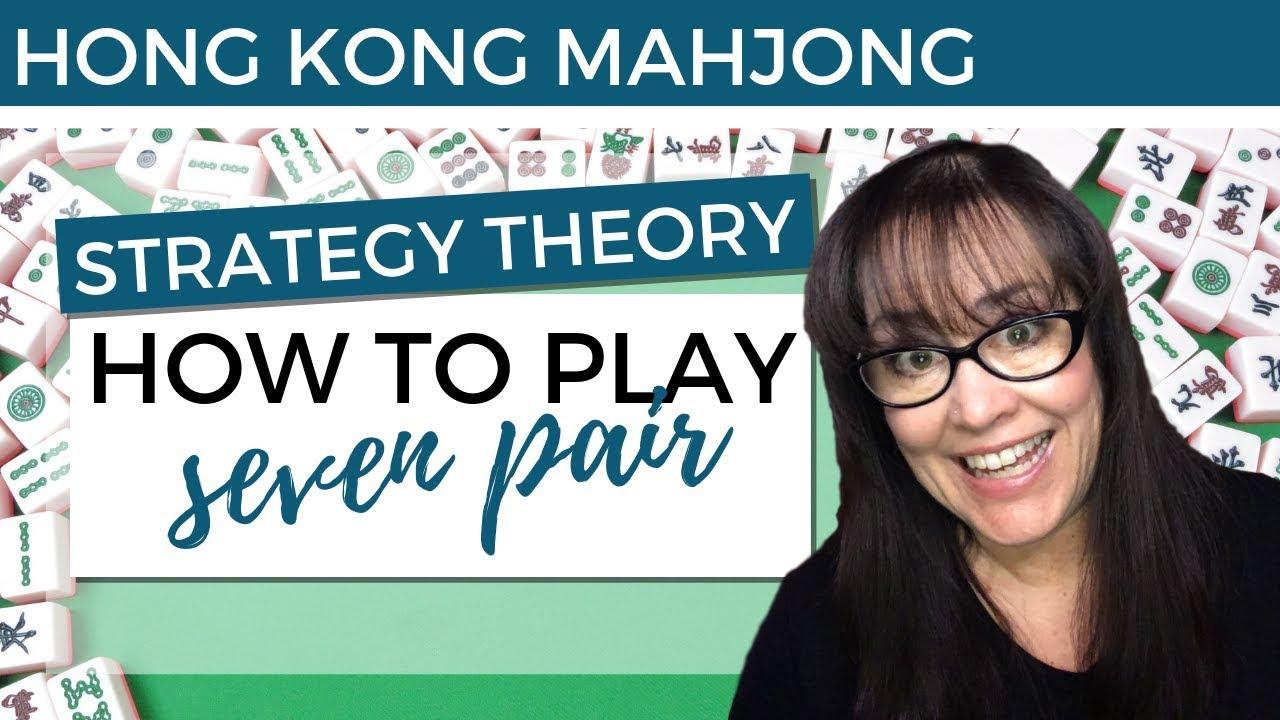 Hong Kong Mahjong Strategy Theory 20190524