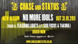 Chase & Status - No More Idols - 11 - Flashing Lights Ft. Sub Focus & Takura YouTube Videos