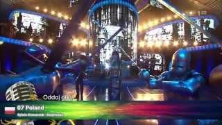Sylwia Grzeszczak - Księżniczka - Eurovision 2015 POLAND - Promo Video