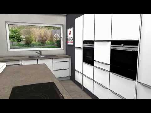 Küchenplanung | Insel Lösung | Einbauküche