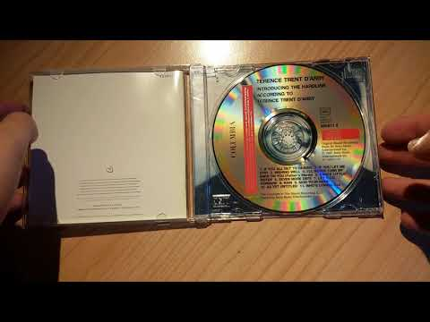 Introducing The Hardline According To Terence Trent D'Arby  (1987) - Unboxing
