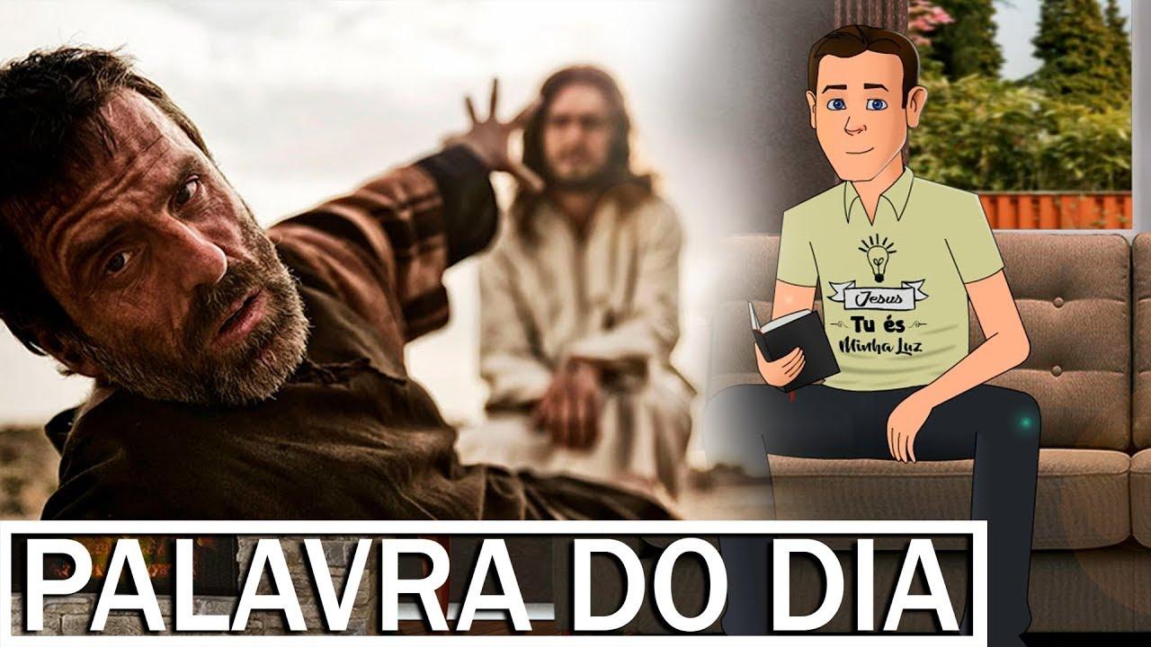 PALAVRA DE DEUS PARA HOJE, DIA 07 DE MARÇO | ANIMA GOSPEL
