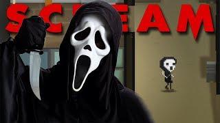 SCREAM THE GAME | Pavor Gameplay - Horror Movie Game Ghostface