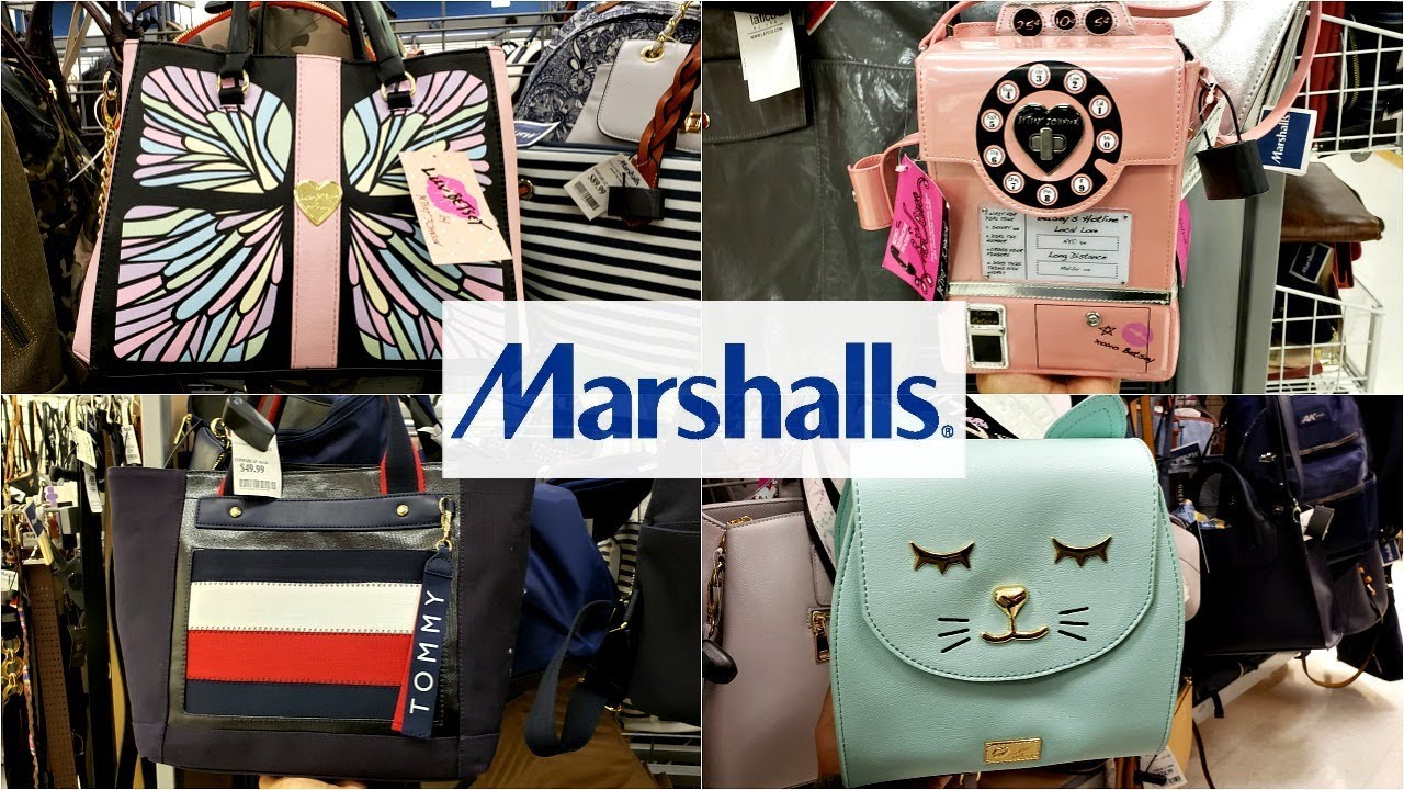 f76291e0ca00 Marshalls SHOP WITH ME * Dooney & Bourke PURSE SHOPPING APRIL 2019 ...