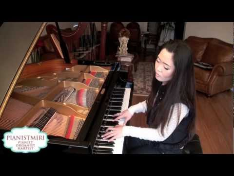 The Wanted - Glad You Came   Piano Cover by Pianistmiri 이미리