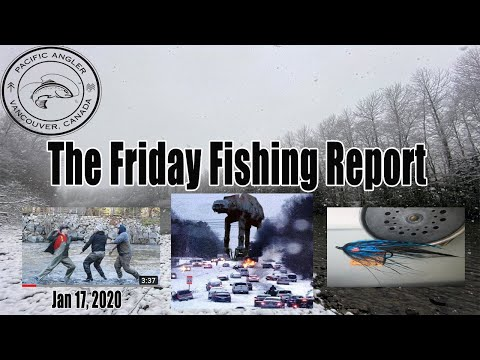 Pacific Angler Fishing Report Jan 17, 2020