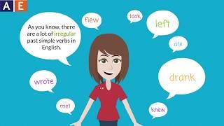 Irregular Verbs - Eat, Drink, Leave
