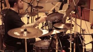 Eloy Casagrande - Phantom Self (Sepultura) - Live at Codimuc Studio