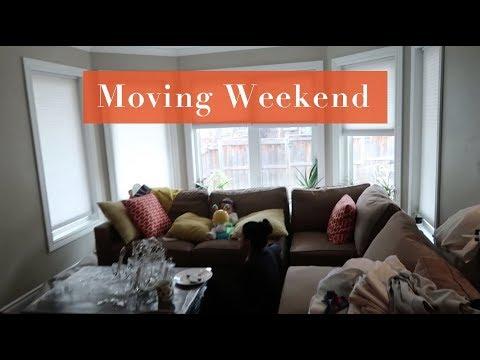 Moving Weekend | RealLeyla Vlog