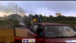 Malamulele Strike  2015