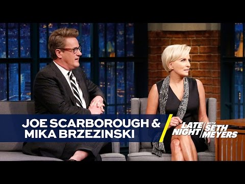 Trump Unfollowed Morning Joe Co-Hosts Joe Scarborough and Mika Brzezinski on Twitter