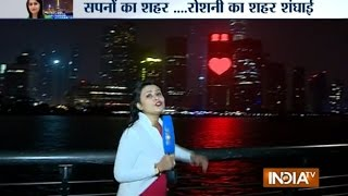 Shanghai Nights: India TV Reaches China Ahead of PM Modi Visit