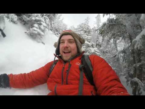 Viking Burgess Adventure 4.2 Glissading Mt  Flume