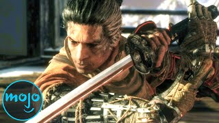 Top 10 Greatest Samurai and Ninja Video Games Of All Time