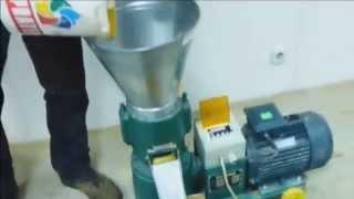 Измельчение зерна и люцерны, работа гранулятора(, 2015-03-04T12:40:53.000Z)