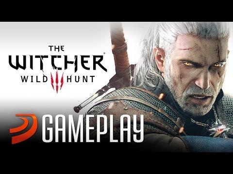 The Witcher 3: Gameplay Comentado - 3DJuegos