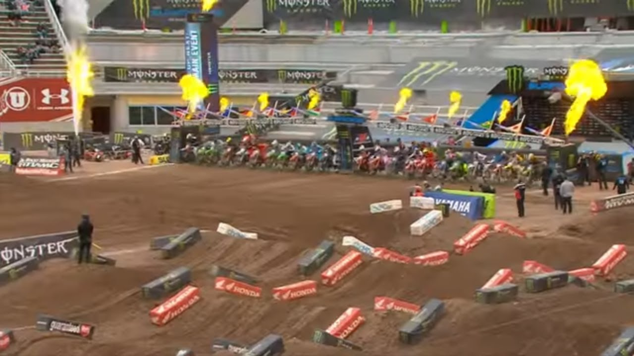 250SX Highlights from Salt Lake City
