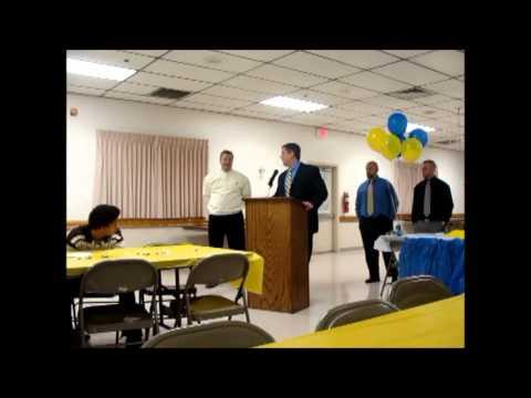 Danny Mack Leadership Award 2010 Video Intro Coach...