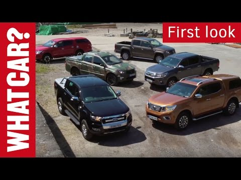 What Car? announces new pick-up truck reviews