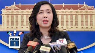 Việt Nam bác phát ngôn của Trung Quốc về Trường Sa