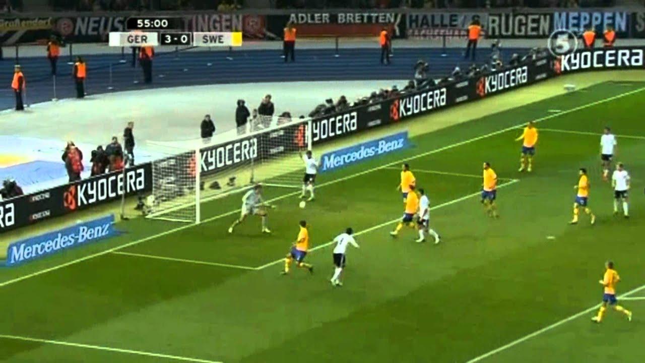 germany vs sweden 4 4 vm kval
