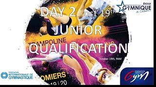 MASTERS/CFO DAY 2 - 13-14 & 15-16 QUALIFICATION & U13 FINAL