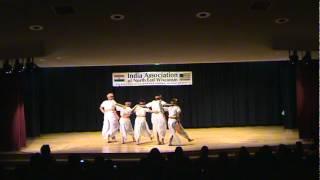 IANEW India Nite - 2012, Marathi Folk Dance Medley