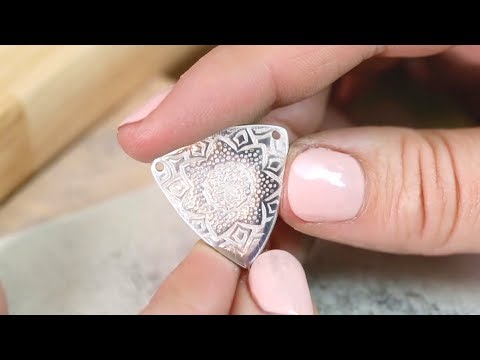 How to Get a Mirror Finish on Silver Jewellery