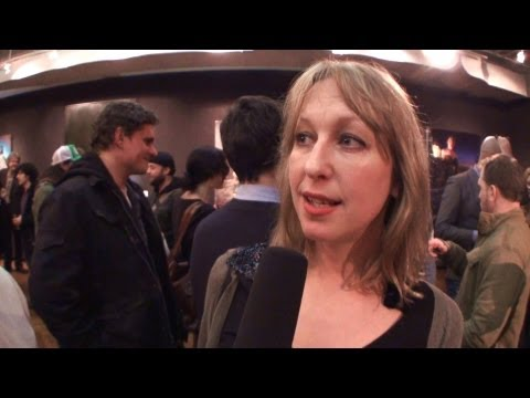Beth Carter - Artist Spotlight (The National Arts Club, NYC 2013)