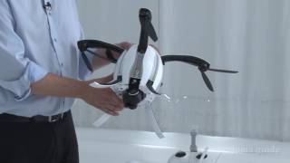 PowerVision PowerEgg Drone: Hands-on