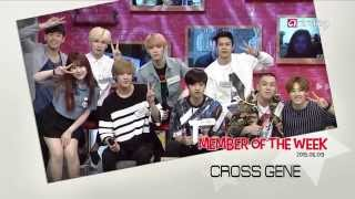 After School Club Ep163 Cross Gene 크로스진