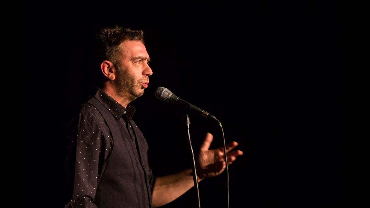 Stand-up comedy 05: Michael Szatmary 01
