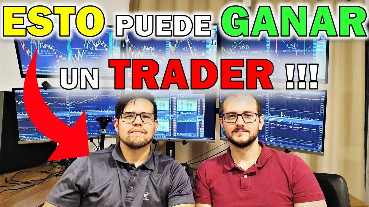 APRENDER a GANAR DINERO siendo DAY TRADER en la Bolsa de Valores  - Negociar PENNY STOCKS y ACCIONES