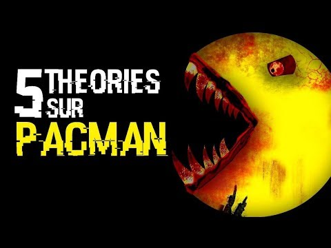 5 THEORIES SUR PAC-MAN (#33)