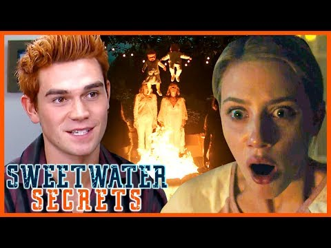 Riverdale 3x01: Lili Reinhart Explains Floating Babies & Archies Going to Jail | Sweetwater Secrets