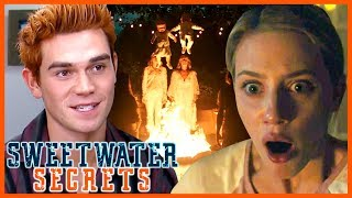 Riverdale 3x01: Lili Reinhart Explains Floating Babies & Archie's Going to Jail | Sweetwater Secrets