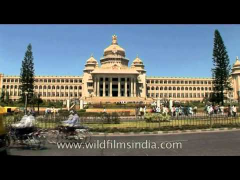 Vidhan Soudha State Legislative Assembly Building, Bangalore, Karnataka