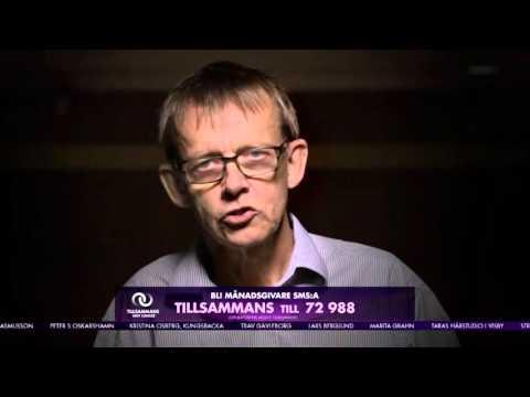 Hans Rosling berättar om sin kamp mot cancer