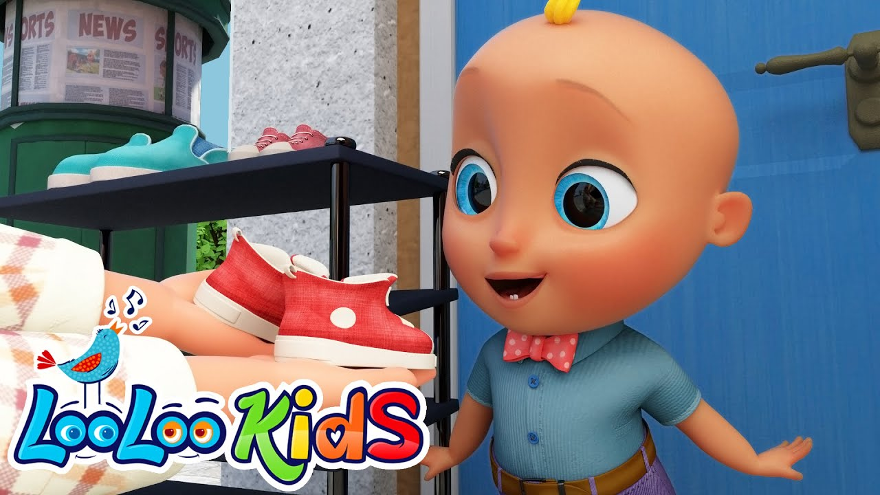 Cobbler Cobbler Mend My Shoes - LooLoo KIDS Nursery Rhymes and Children`s Songs