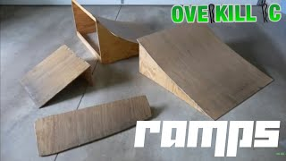 R/C RAMP TALK | A Closer Look at the Overkill RC Ramps | Overkill RC