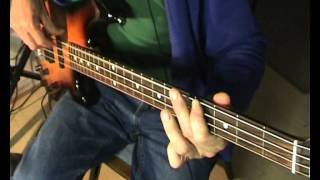 Sugarloaf - Green Eyed Lady - Bass Cover