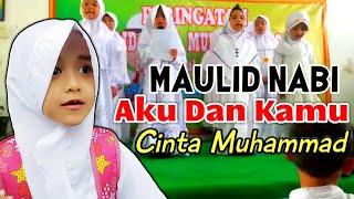 Gambar cover Pentas Seni Tari Anak Islami 🤩 Hafalan Surat Pendek SD MI Di Peringatan Maulid Nabi Muhammad SAW