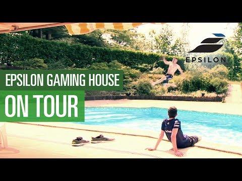 E-Sports: Epsilon Gaming House (engl.)