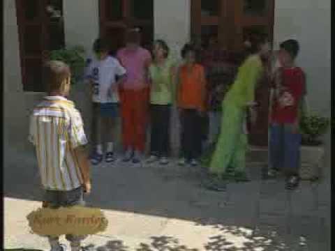 Kurt Baba (Kurt Kardeş) - Unutulmuş Çocuk Oyunları