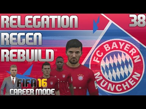 FIFA 16 Bayern Munich Career Mode - RRR - E38